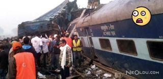 Katliam Gibi Tren Kazası! Ölü Sayısı Artıyor