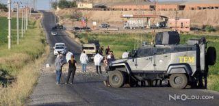 Sur'da Yola Döşenen EYP İnfilak Etti
