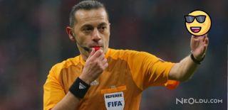 UEFA'dan Cüneyt Çakır'a Dev Görev!