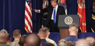Trump'tan Yeni Afganistan Stratejisi
