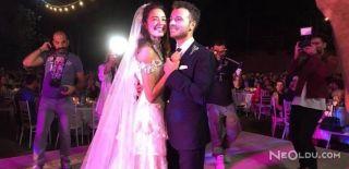Azra Akın'a Tekirdağ Usulü Kır Düğünü!
