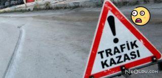 Sakarya'daki Trafik Kazası Ölüm Getirdi