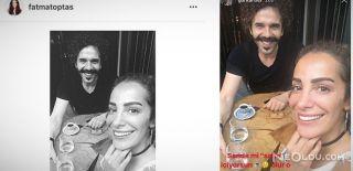 Gürkan Şef ve Fatma Toptaş Aşk mı Yaşıyor?