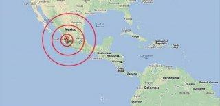 Meksika'yı Deprem Vurdu!