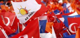 AK Parti Teşkilatı Görevini Bıraktığını Açıkladı