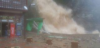 Rize'de Şiddetli Yağış Can Aldı!