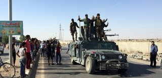 Irak Ordusu Kerkük'ten Sonra Sincar'ı da Ele Geçirdi