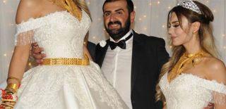 Faruk Tuncel'in Evlenen Kızına, Kilolarca Altın Takıldı