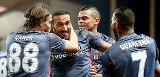 Beşiktaş UEFA'dan Gelen Gelirle Kasasını Doldurdu