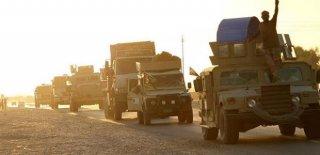 Musul Barajı'nda Haşdi Şabi ile Peşmerge Çatıştı