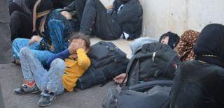 Hatay'da Çok Sayıda Mülteci Yakalandı!