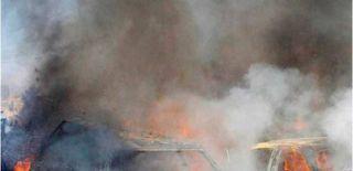 Camide İntihar Saldırısı: 40 Ölü