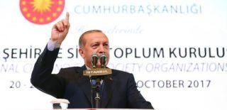 Cumhurbaşkanı Erdoğan'dan 'İstanbul' İtirafı!