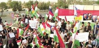 Kuzey Irak İkiye Bölünüyor