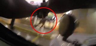 Polis Hırsıza Kurşun Yağdırdı