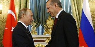 Putin'den 29 Ekim Kutlaması