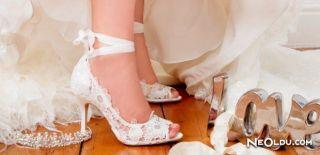 2015 İlkbahar Yaz Gelin Ayakkabı Modelleri