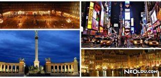 Dünyanın En Çok Ziyaret Edilen Meydanları
