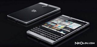 BlackBerry Passport Silver Edition Satışa Çıktı