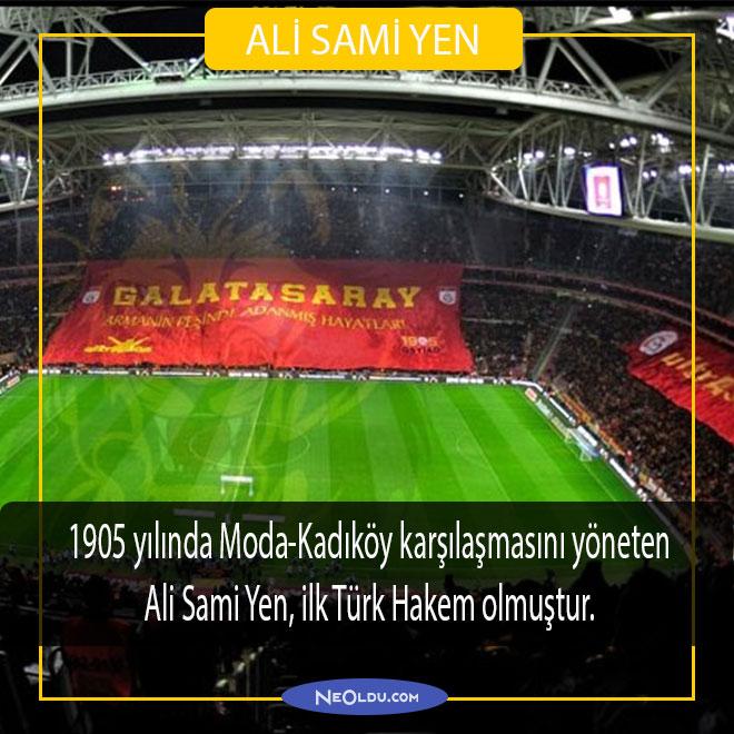 Ali Sami Yen Hakkında Bilgi