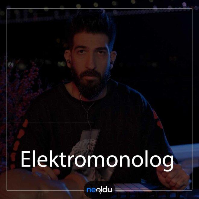 Elektromonolog