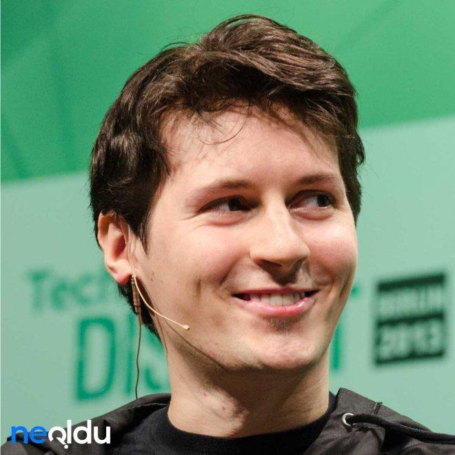 Pavel Valeryeviç Durov
