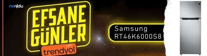 Samsung RT46K6000S8