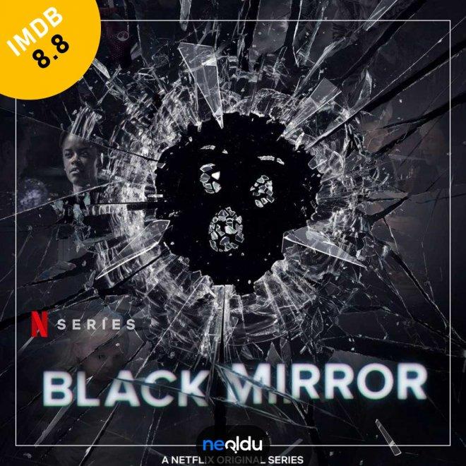 Black Mirror (2011- ) – IMDb: 8.8