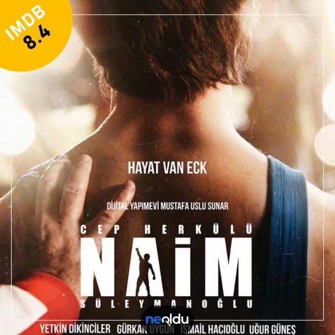 Cep Herkülü: Naim Süleymanoğlu (2019) – IMDb: 8.4