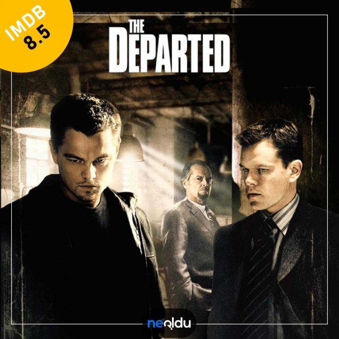 Köstebek (2006) – IMDb: 8.5
