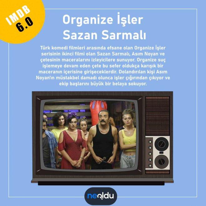 Türk Aksiyon ve Macera Filmleri