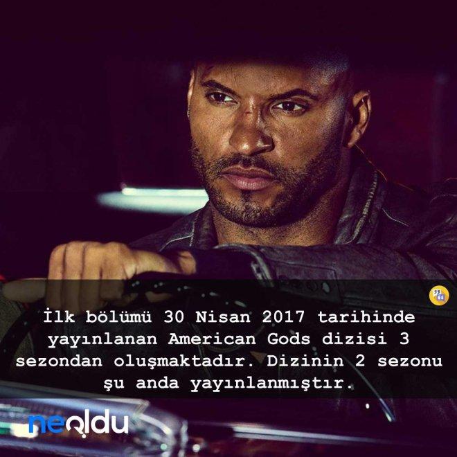 american gods bölümleri