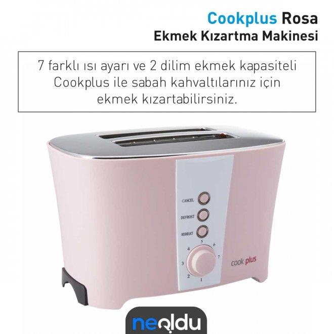 Cookplus Rosa