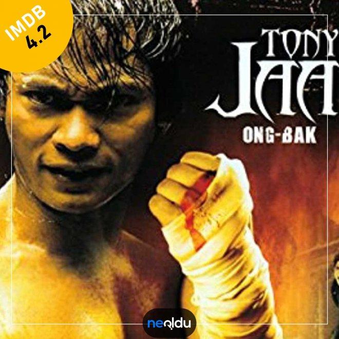 Tony Jaa Filmleri