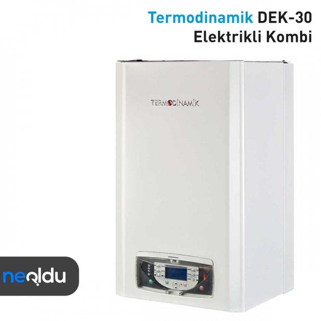 Termodinamik DEK-30