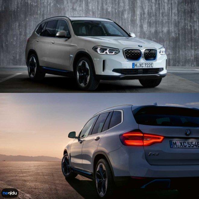 Yeni BMW iX3 2021 Özellikleri, İnceleme ve Fiyat