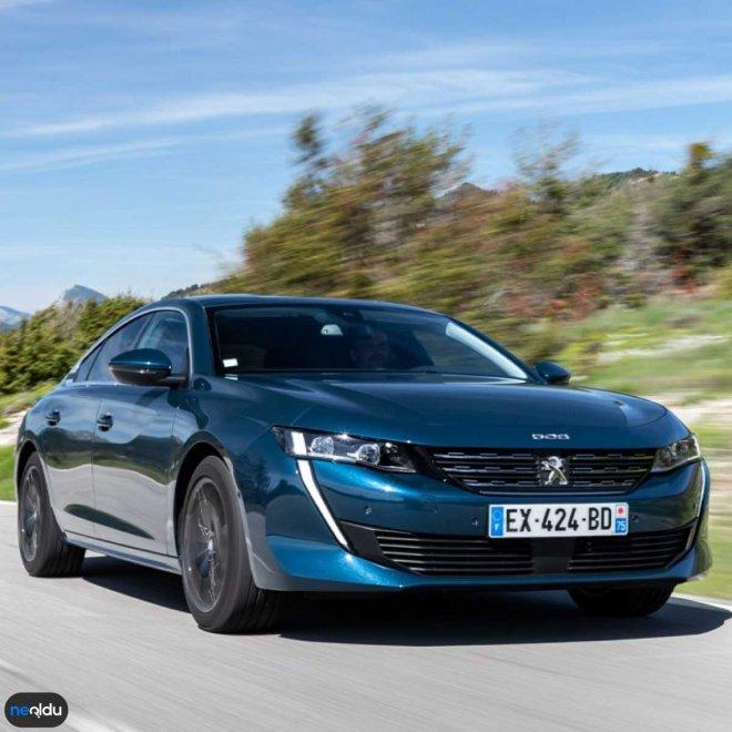Yeni Peugeot 508 2021 Özellikleri