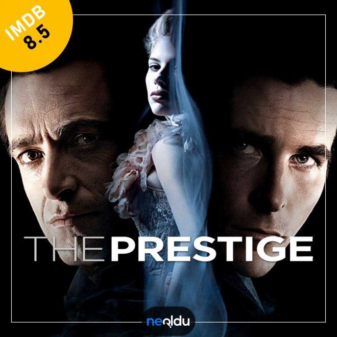 Prestij (2006) – IMDb: 8.5