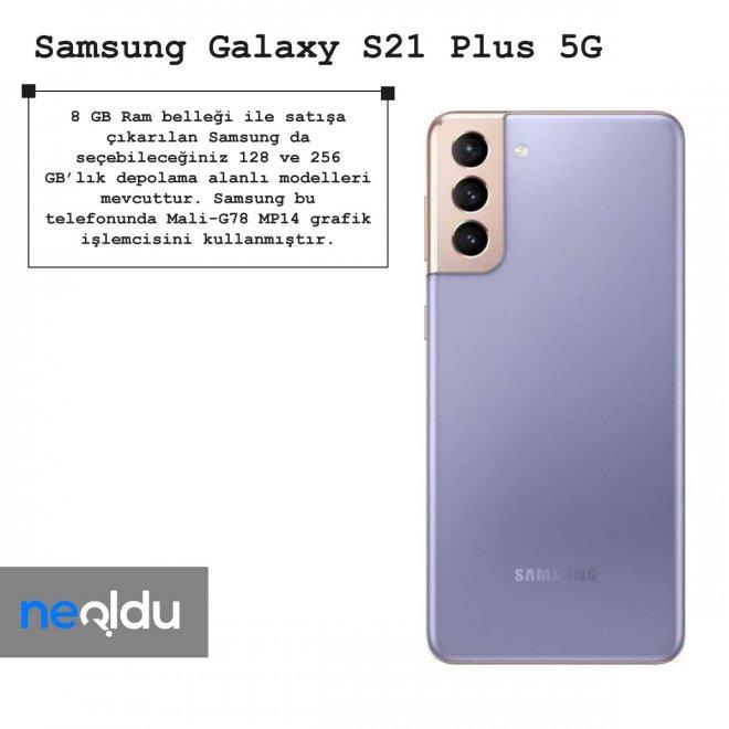 Samsung Galaxy S21 Plus 5G ram