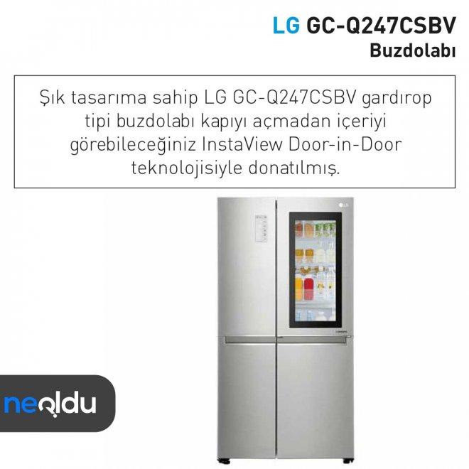 Gardırop Tipi Buzdolabı Önerileri