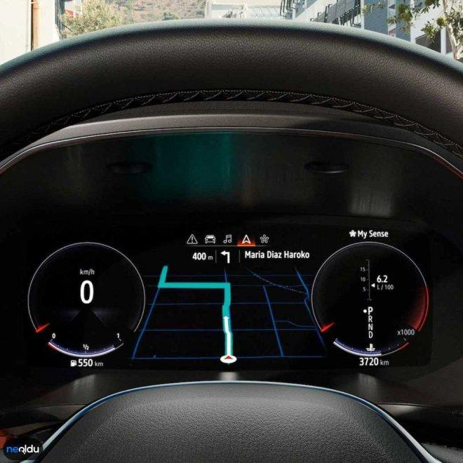 2021 Yeni Renault Captur Güvenlik ve Öne Çıkan Özellikleri