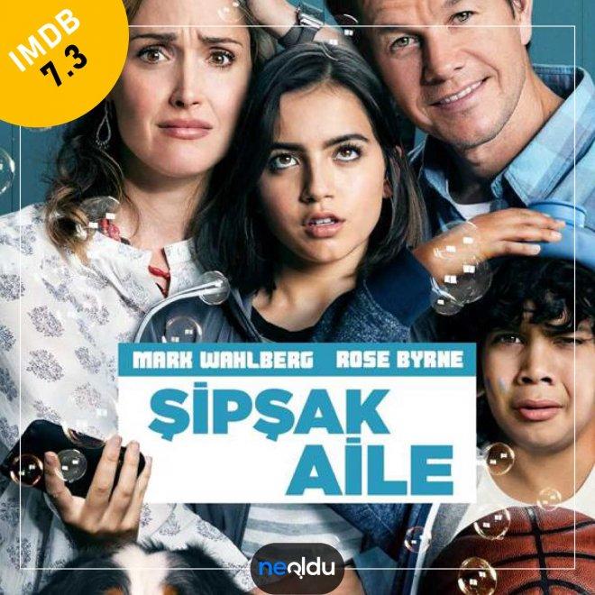 Şipşak Aile (2018) – IMDb: 7.3