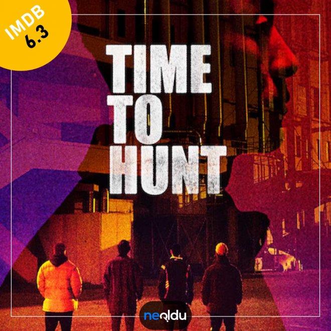 Time to Hunt (2020) – IMDb: 6.3