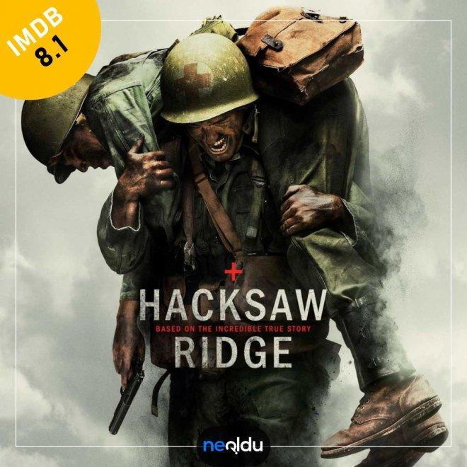 Hacksaw Ridge (2016) – IMDb: 8.1