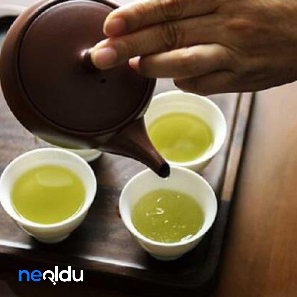 zayıflatan bitki çayı