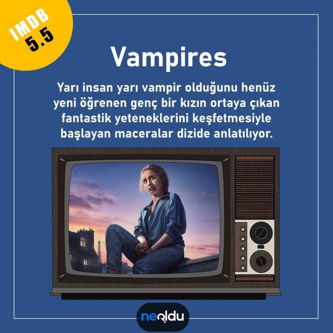 vampir dizileri