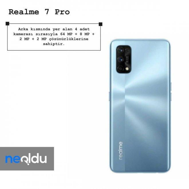 Realme 7 Pro kamera özellikleri