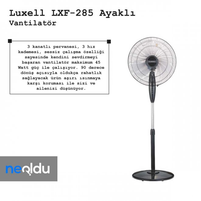 Luxell LXF-285