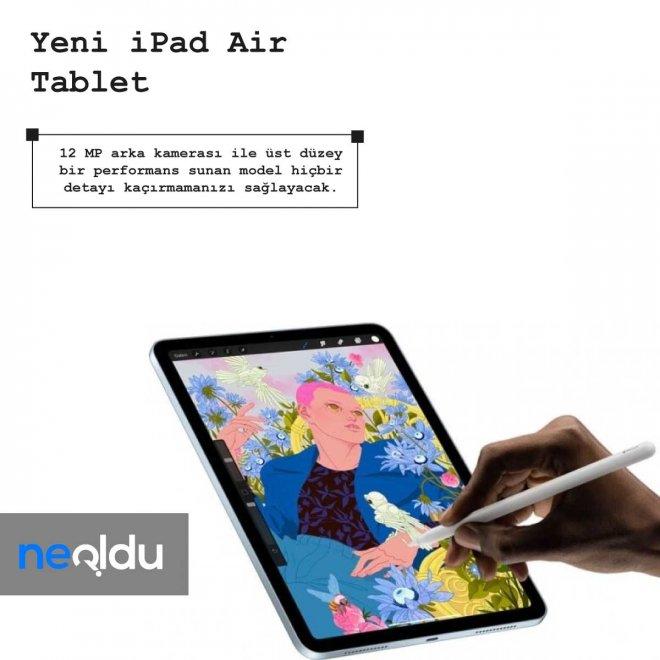 iPad Air Kamera