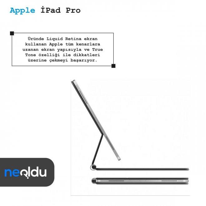 Apple iPad Pro ekran